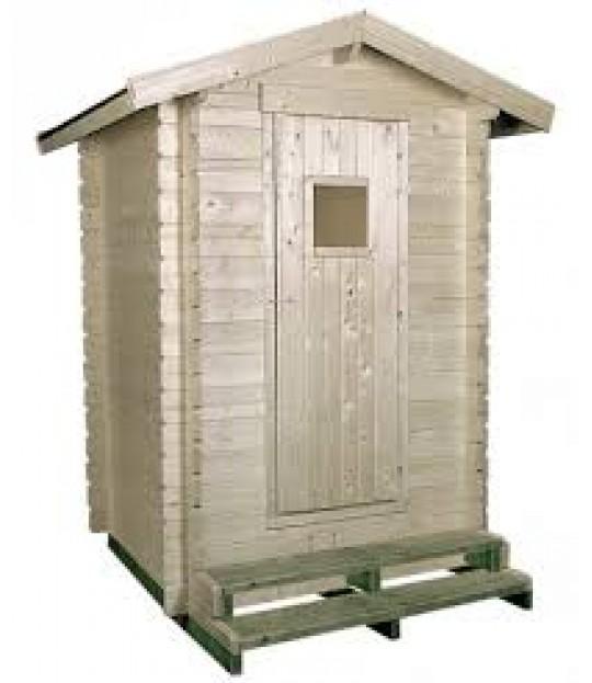 Toalett 140x140cm, 28mm laft