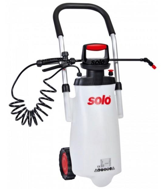 Lavtrykksprøyte Solo 453 m/tralle, 11 Liter