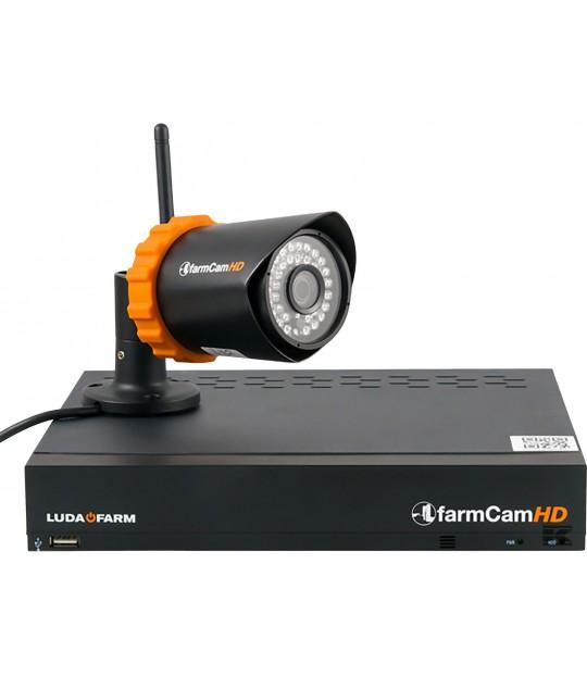 FarmCam Trådløs overvåking HD uten skjerm