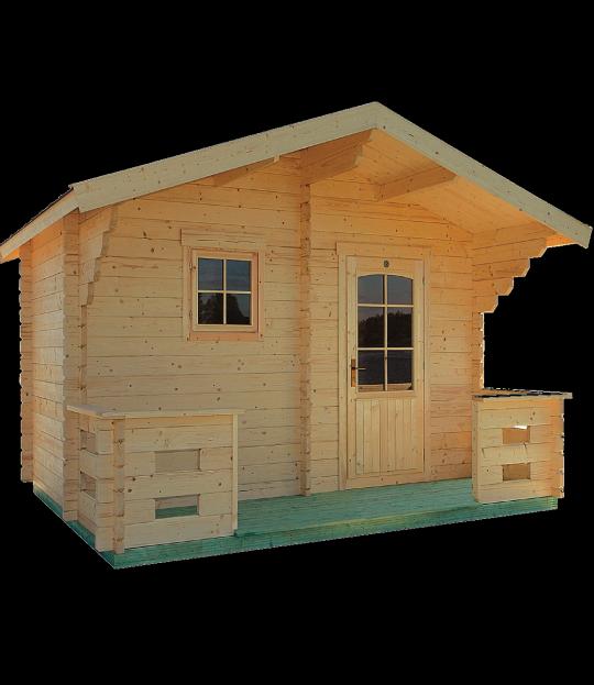 Sauna/Badstue, 445x334cm