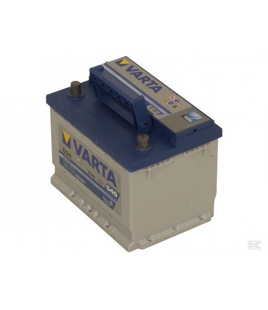 Startbatteri Varta 12 V 60 amp