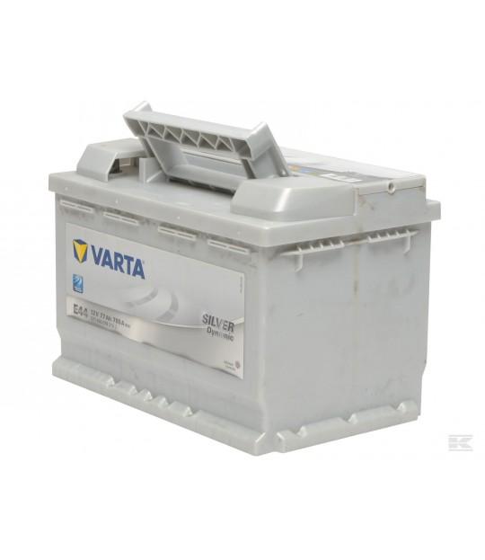 Startbatteri Varta 12 V 77 amp