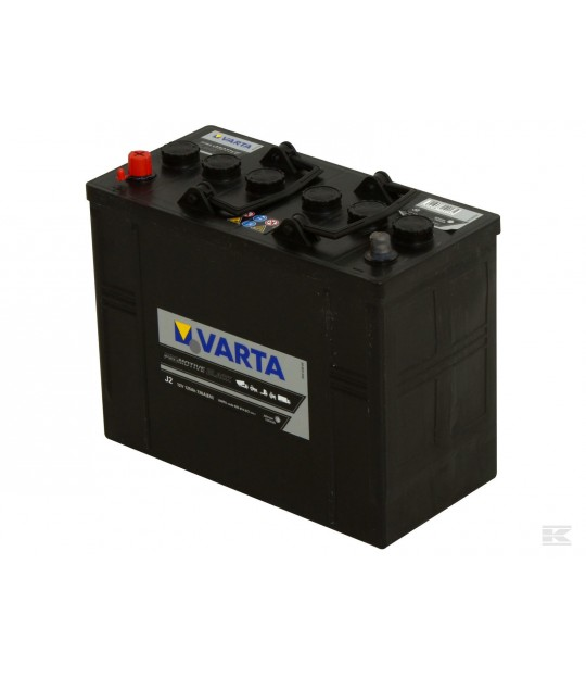 Startbatteri Varta 12 V 125 amp