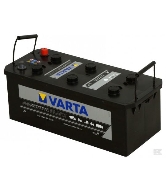 Startbatteri Varta 12 V 130 amp