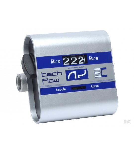 Teller til dieselpumpe, 2 telleverk