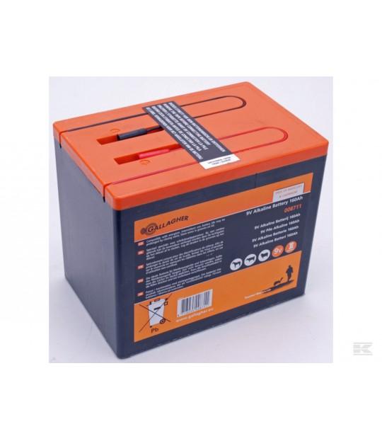 Batteri 9V 160 Ah Alkaline