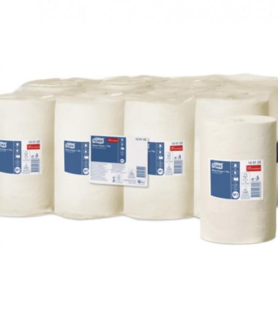 Tørkepapir standard Mini centerrull 11x120m., 11 stk