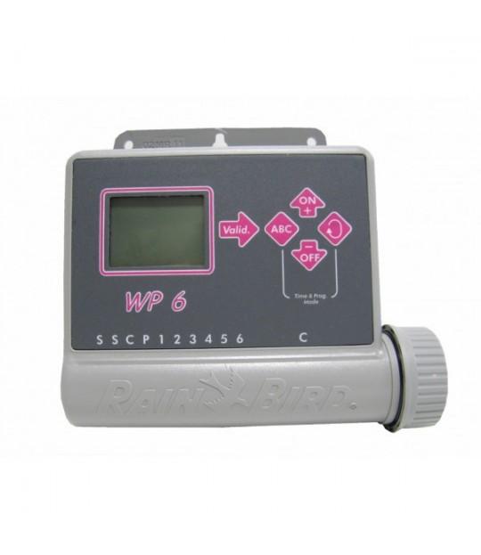 Styring Rain Bird JWP006, 6 soner batteri