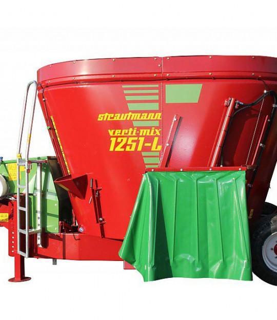 Fullfor vogn Strautmann Vertimix WM 1251 10 m3