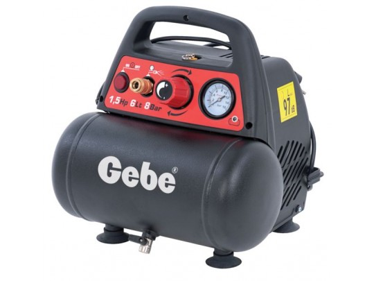 Kompressor Gebe PowerAir OL6/1.5SN