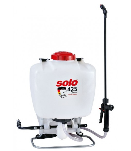 Ryggsprøyte Solo 425 Classic, manuell, 15 Liter, Stempel
