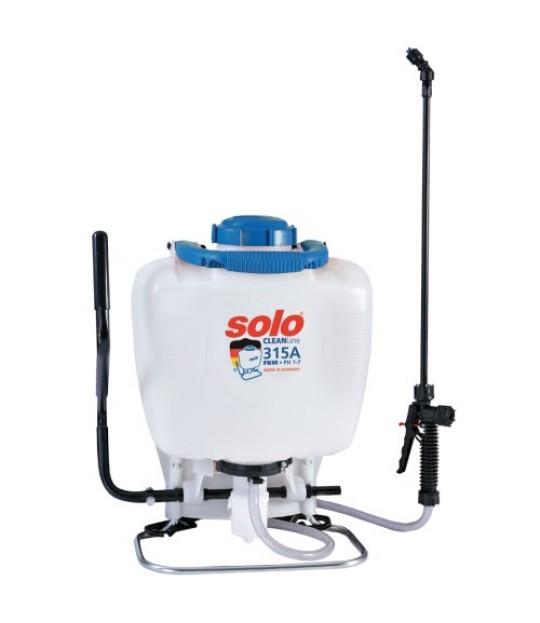 Ryggsprøyte Solo 315A, manuell, 15 Liter VITON ph 1-7