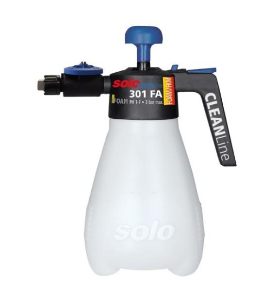 Skumsprøyte Solo 301FA, 1,25 liter, Viton ph 1-7