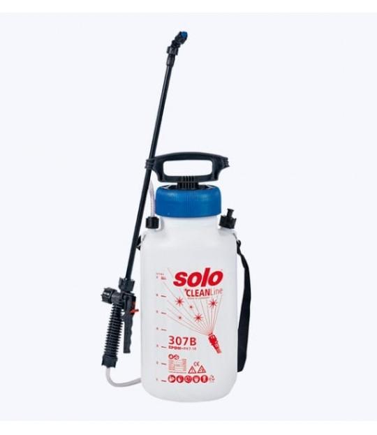Lavtrykksprøyte Solo 307B, 7 liter, EPDM ph 7-14