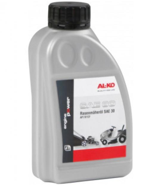 Motorolje 4-takt for plenklippere 10W40 1,0 liter