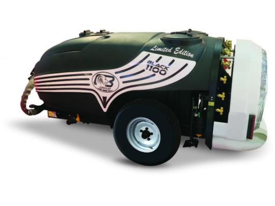 Tåkesprøyte Slepesprøyte ProJet Black 1100 liter