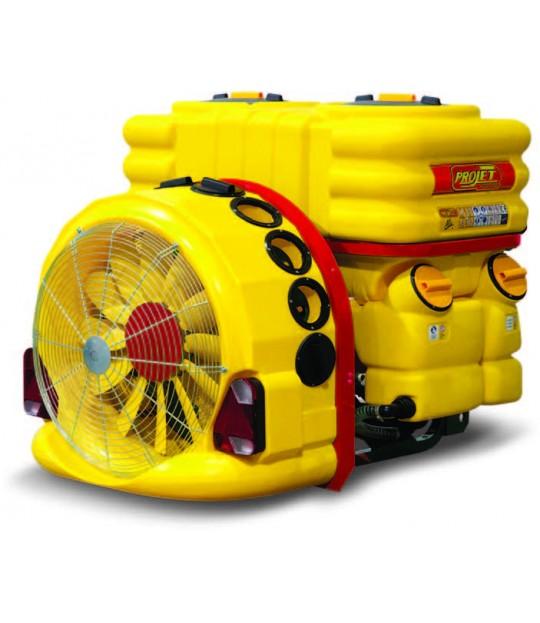 Tåkesprøyte ProJet StarMix Control 300 liter, 1 gear