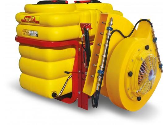 Tåkesprøyte ProJet Turbo Mix Chiocciole 600 liter