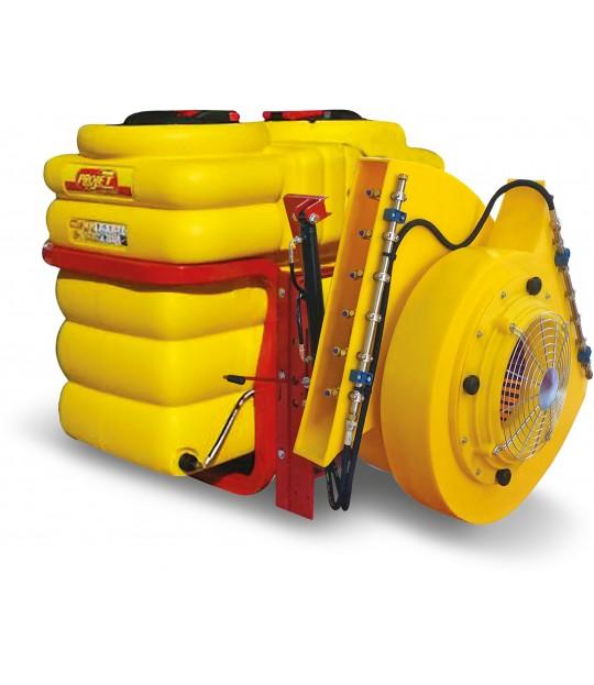 Tåkesprøyte ProJet Turbo Mix Chiocciole 400 liter
