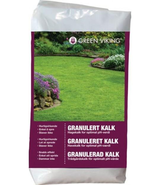 Hagekalk granulert Garden Viking 25 kg