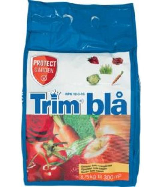 Hagegjødsel Trim blå 3,5 kg