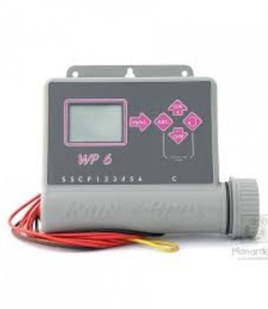 Styring Rain Bird WP6, 6 soner batteri