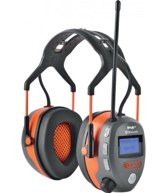 Hørselværn DAB/Bluetooth