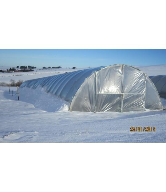 Arctic Hobby Tunnel Angus, 6,5 x 50 meter. 3 meter høgde