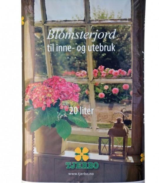 Blomsterjord 20 liter (102)