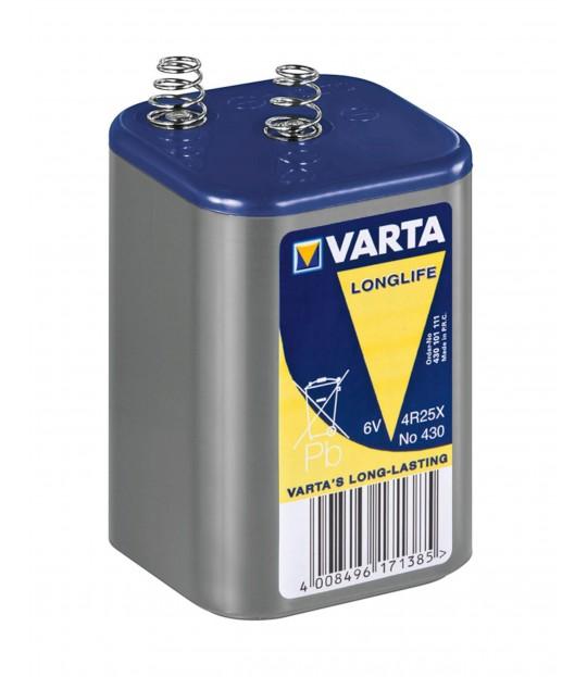 Batteri 6V Varta 4R25
