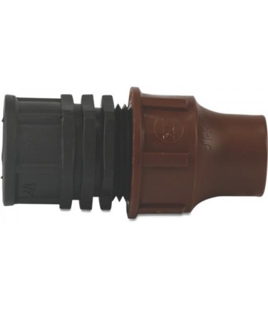 Tip Union Safety Rain Bird 16mm x 3/4