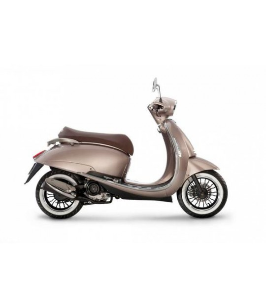 Scooter moped Vectra 49S Champagne metallic 45 km/t