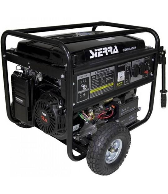 Strømaggregat Sierra 7 kw 230V 1 fas, m/utstyrspakke