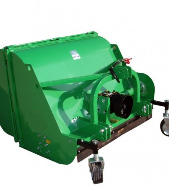 Beitepusser med oppsamler 90 cm, 520 liter, 25-40 hk