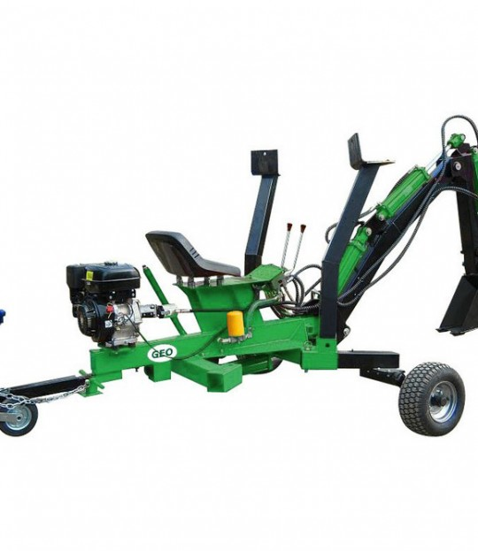 Minigraver for ATV GEO ATV 60 - 9 hk
