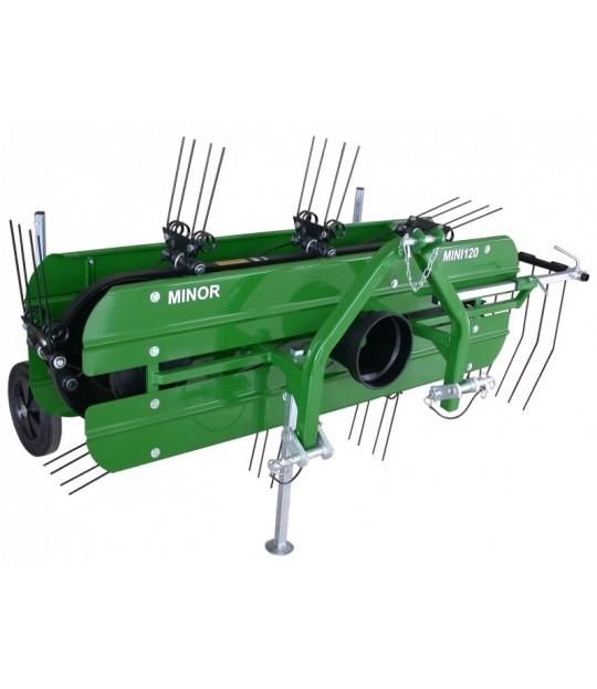 Sidevenderrive Minor 140 for kompakttraktor