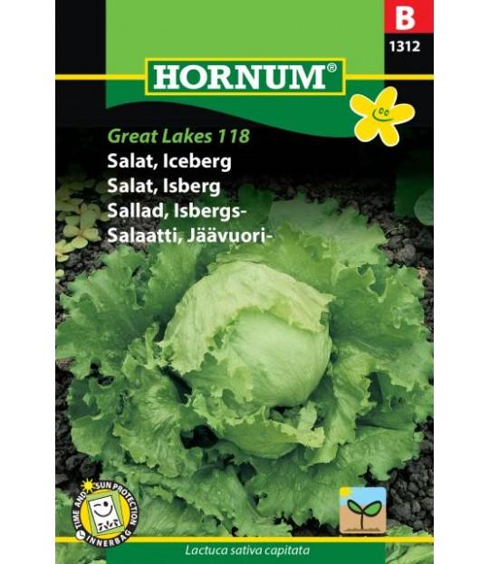 Frøpose Salat Isberg Great Lakes 118 Prisgr. B