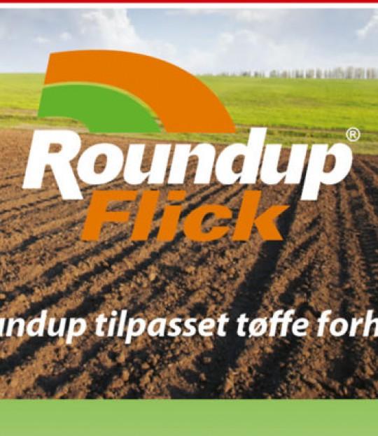 Roundup Flick- 20 L