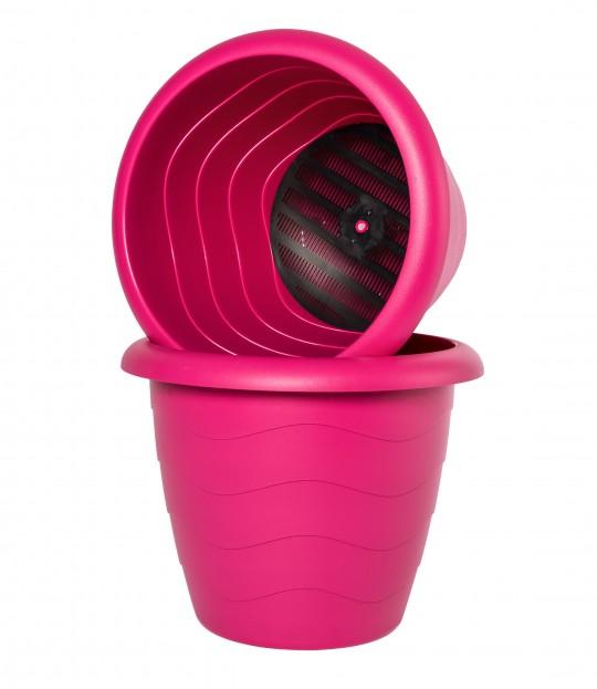 Potte Lugano 45 cm Rosa