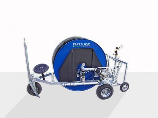 Vanningsmaskin Junior 50 m/ 150 meter 50mm rør