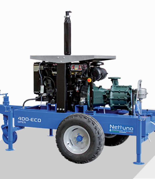 Motorpumpe Nettuno 400-ECO
