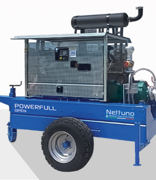 Motorpumpe MTP Powerfull open F100-103R Rovatti