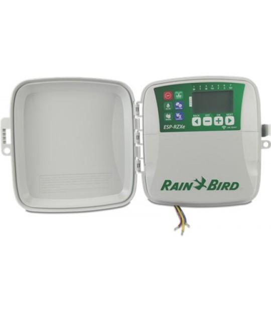 Styring Rain Bird 24 VAC RZXE4 Utendørs 4 stasjoner
