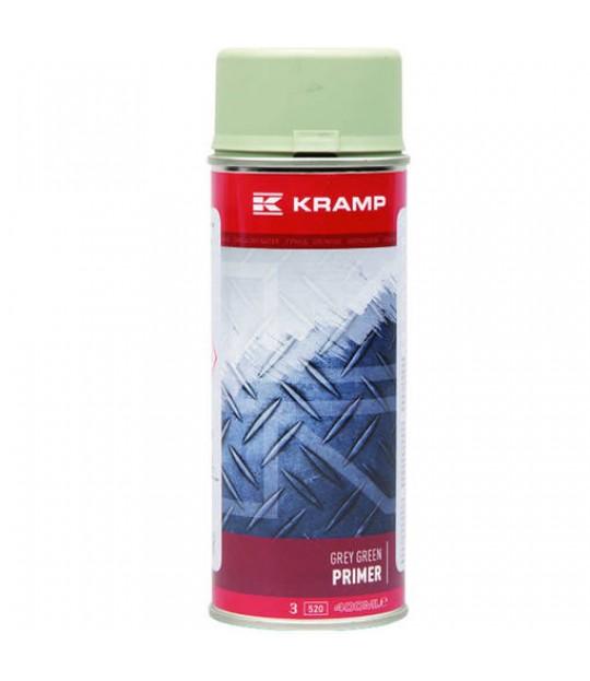 Lakk primer grågrønn 400 ml spray