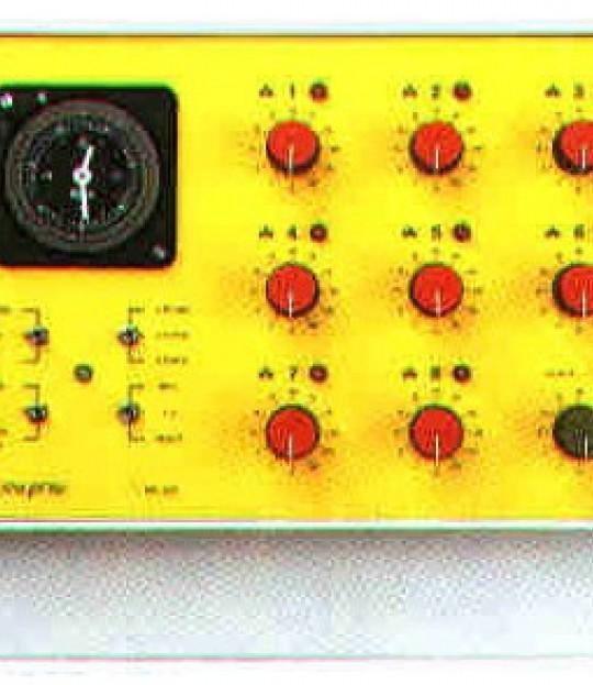 Styring Scangrow SG-V21 8 soner
