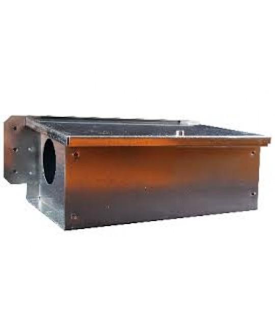 Åtestasjon metall for rotte