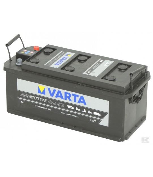 Startbatteri Varta 12 V 143 amp