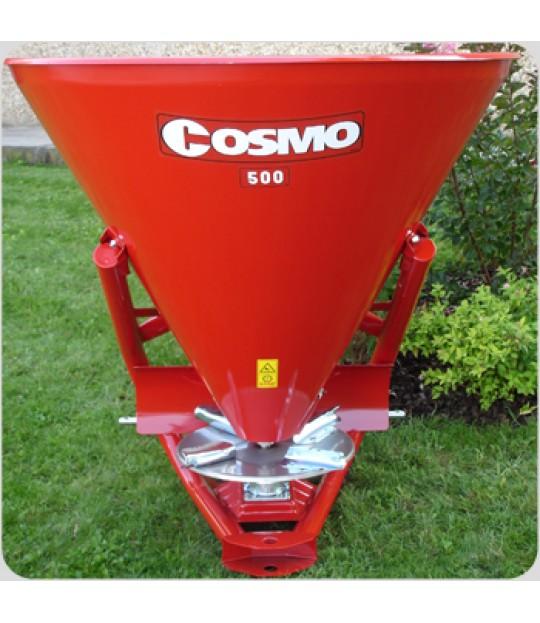 Kunstgjødselspredar Cosmo P500 m_aksling