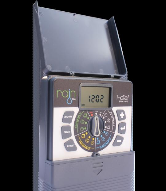 Rain I-Dial styring 9 VDC 4-soner