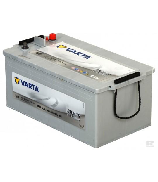 Startbatteri Varta 12 V 225 amp